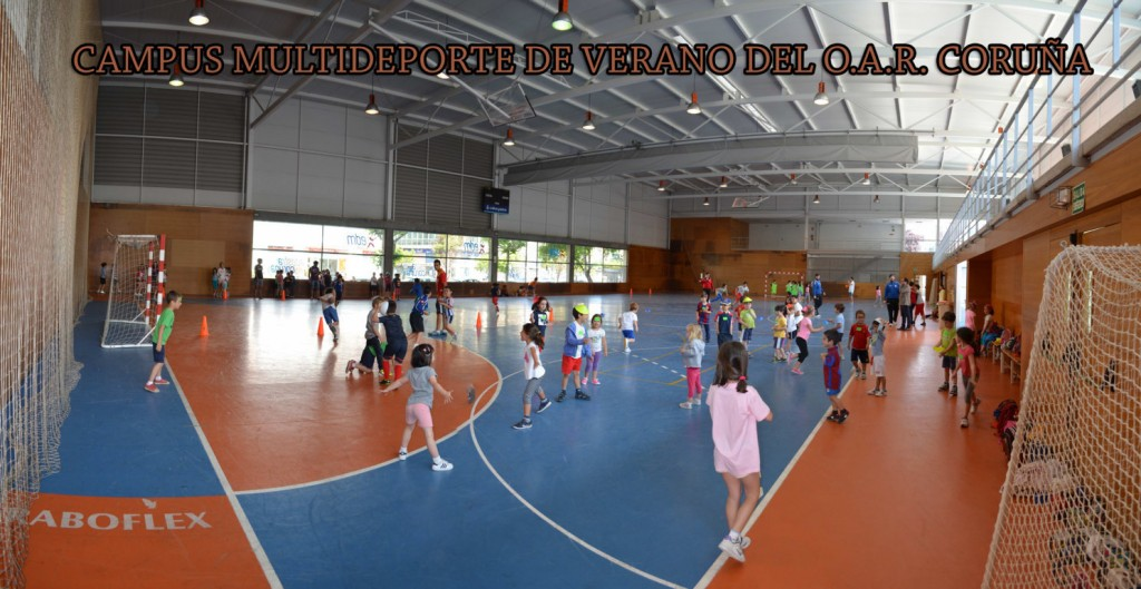 Campus multideporte Panorama