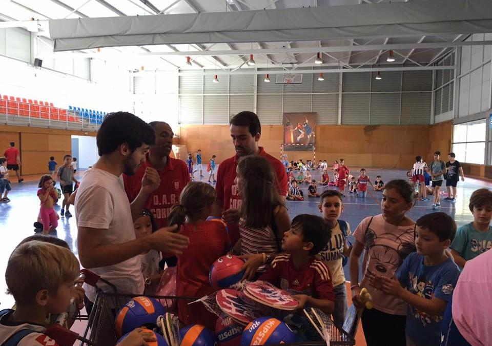 EL INVESTO OAR CORUÑA promueve su CAMPUS DE VERANO. Desde el 25 de junio al 31 de julio en SAN FCO JAVIER DE A CORUÑA.