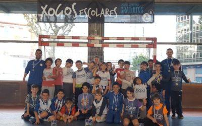 CLAUSURA DE LOS XOGOS ESCOLARES 2018