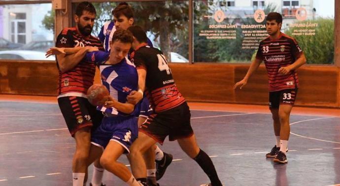 Los jugadores más jóvenes del INVESTO OAR CORUÑA 18/19: Lojo – Mcnamee – López