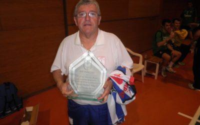 José Porras Pose, 35 años de dedicación al OAR CORUÑA.
