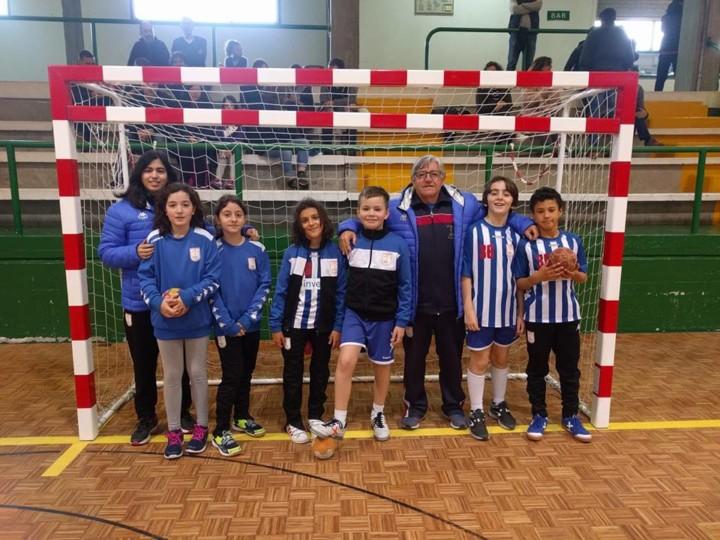 JOSÉ PORRAS, profesor dinamizador de la categoría ALEVÍN y BENJAMÍN, hace EQUIPO, construyendo club!