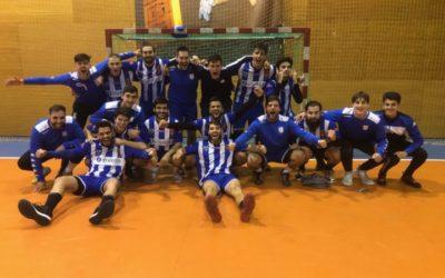 El INVESTO OAR CORUÑA, vuelve a ganar frente al SEDONA de Vigo. 32-29